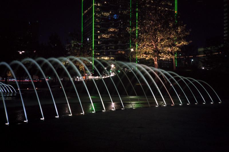 Water Feature at Belo Garden