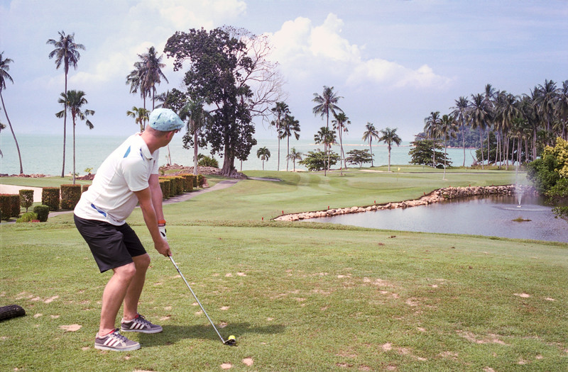 7th Tee - Palm Course