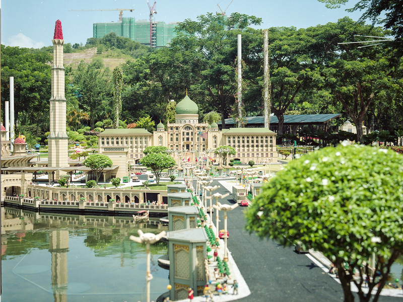 Malaysia Parliament Buildings | Legoland | July 2016