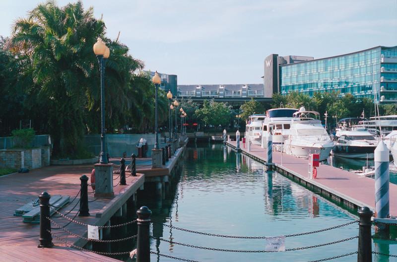 Canal | Sentosa Cove 2016