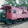 The little red caboose?