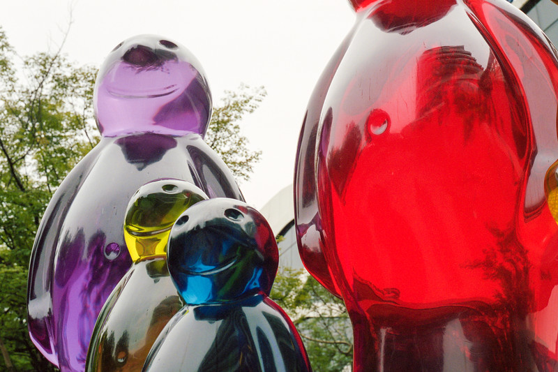 Jelly Bean People   Dhoby Ghaut   Juen 2016