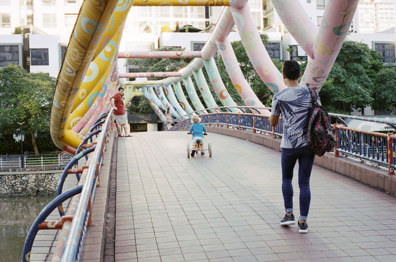 Robertson Quay, Singapore | July 2017