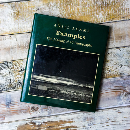 Ansel Adams Examples— the making of 40 photographs