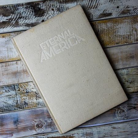Eternal America Hardcover by Yoshikazu Shirakawa