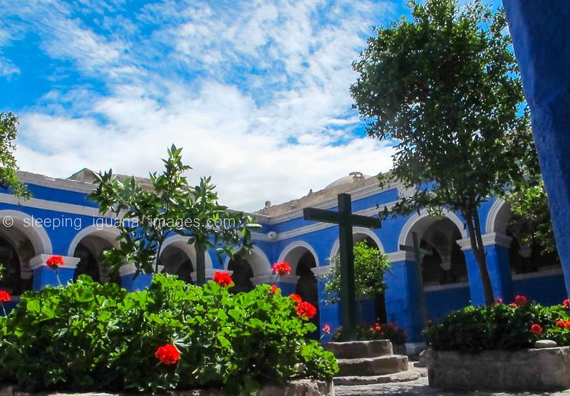 Santa Catalina Monastry, Arequipa, Peru