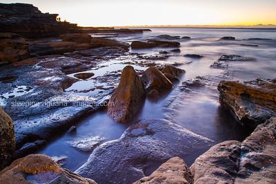 Rocks to Ocean
