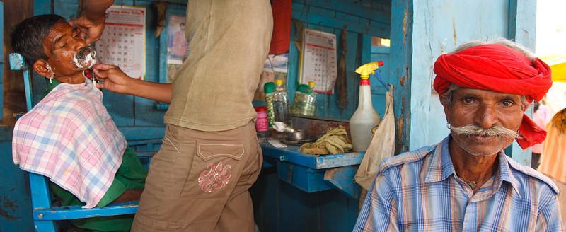 "Rathwa tribe. Adivasis ""original people""  for weekly market. <br /> Rathwa tribe. Adivasis ""original people"""