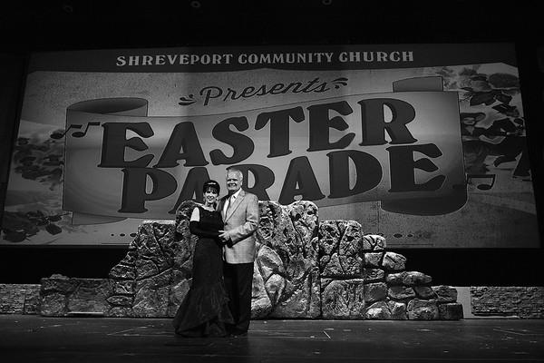 EASTER PARADE-SHREVEPORT COMMUNITY CHURCH 4-2-13