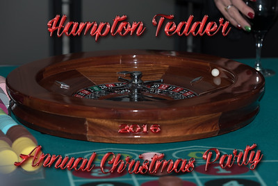 Hampton Tedder 2016 Christmas Party
