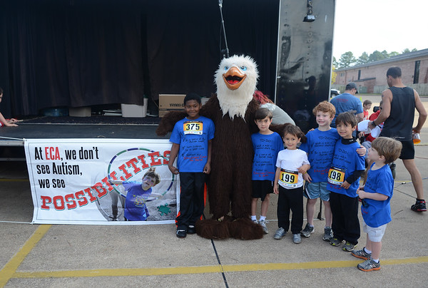 THE EDUCATIONAL CENTER FOR AUTISM 3rd. ANNUAL 5K RACE AND CARNIVAL