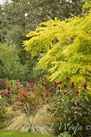 Lucy & Susan - Letson garden_716