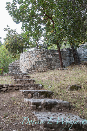 Stonework steps and patio_4482