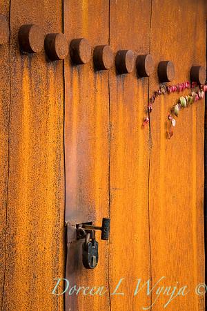 Rusted door lock_0361