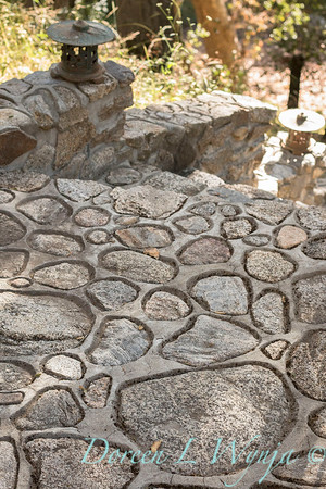 Stonework steps - lanterns_4590