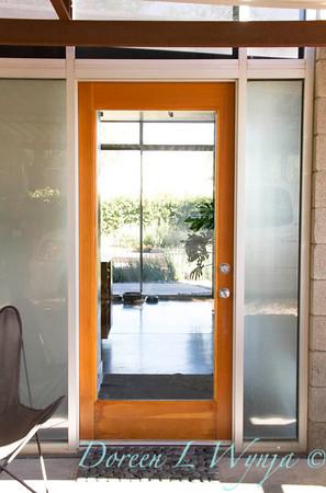 Doorway Retro Desert Home_6837
