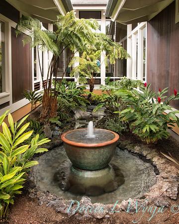Tropical courtyard fountain_5836_8xcrop