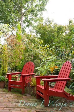 Red adirondack chairs_3930