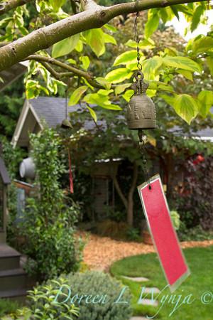 Japanese cast iron windchime bell_3927