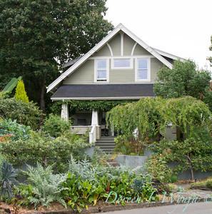 Urban Vegetable Garden - composting_3683