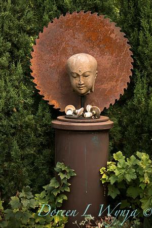 Buddha head - Patrick Gracewood artist_1841