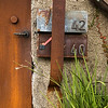 Rusted mailboxes - gate_0378
