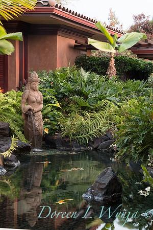 Entryway - koi pond_9195