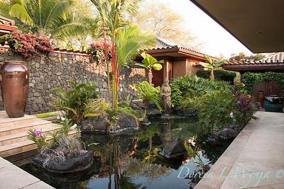 Entryway - koi pond - footbridge_9147
