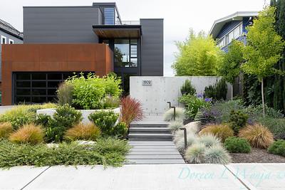 Robin Parsons garden designer - West Seattle project_2515