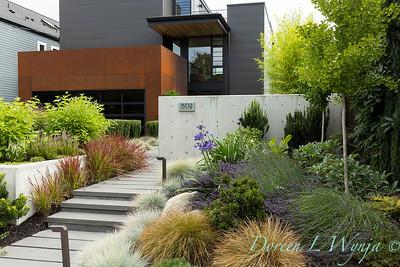 Robin Parsons garden designer - West Seattle project_2514