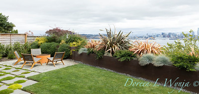 Robin Parsons garden designer - West Seattle project_2547