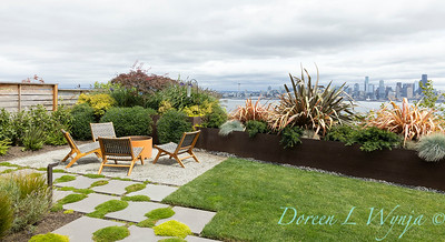 Robin Parsons garden designer - West Seattle project_2548