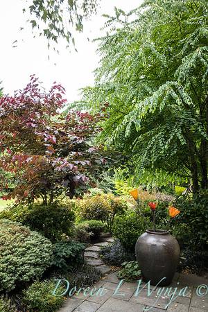 Sara's garden among the trees_129