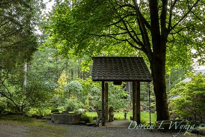 Pat & Walt's garden with stumpery_102