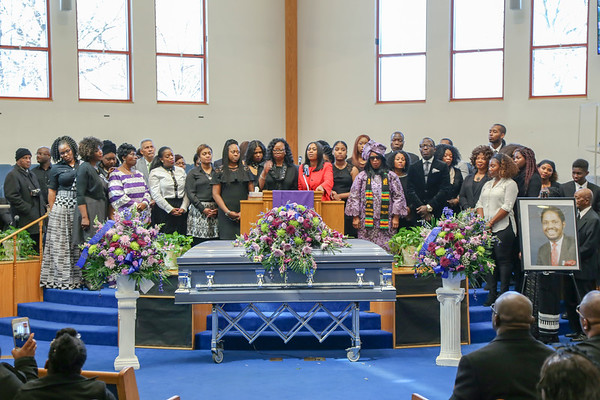 Private Images - Funeral Service for Hon. Seward Kannah Boons, Sr.