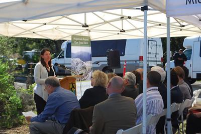 California Coastal Conservancy Rep. Amy Hutzel
