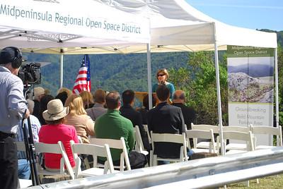 Bay Area Ridge Trail Council, Janet McBride