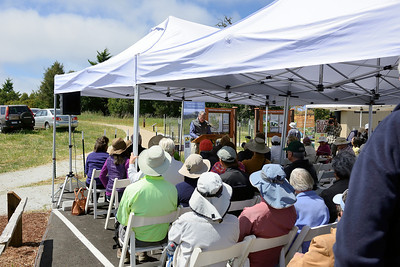 Grand opening of the Mindego Gateway Project and dedication of t
