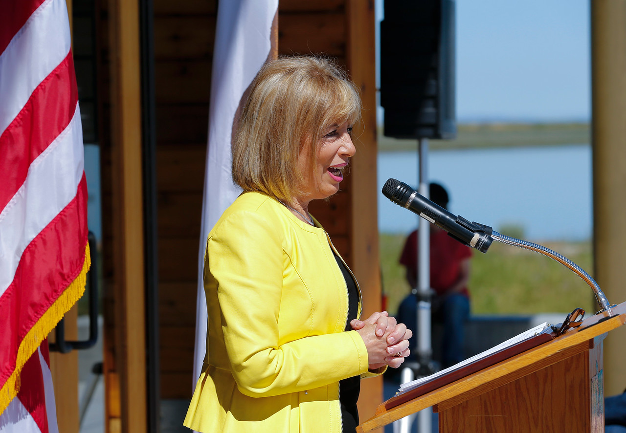 Cooley Landing Education Center Grand Opening
