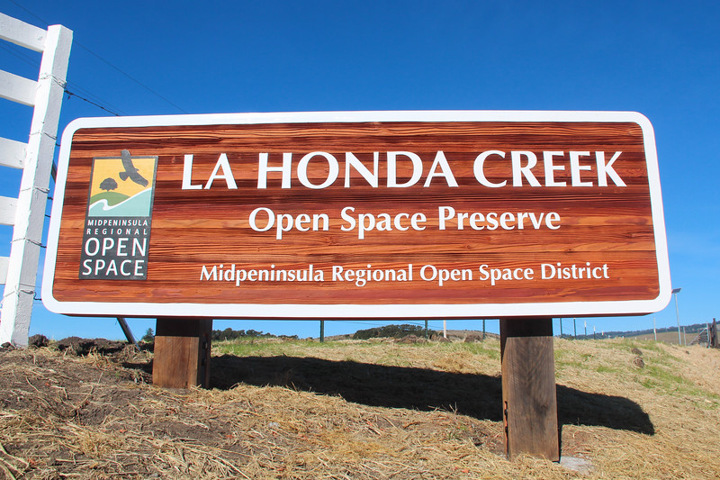 La Honda Creek Open Space Preserve