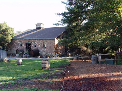 Winery at Picchetti Ranch OSP