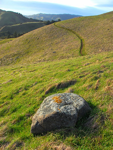 Rock at Hawk Trail (Photo by Dean Little)