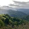 Sun emerges along Ipiwa Trail