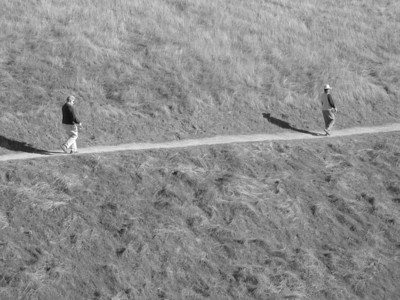 Dave Stein - Alder Spring Trail - Russian Ridge OSP Category: People