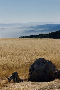 Debbi Brusco - Black Mountain view, 9/6/10  - Monte Bello OSP