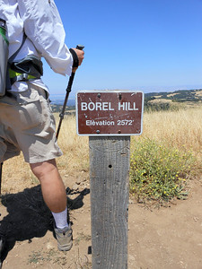 A Jacke - Views from the Hill - Russian Ridge OSP Category: People