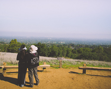 B Hsu - Vista Point from wildcat loop trail - Rancho San Antionio OSP Category: People