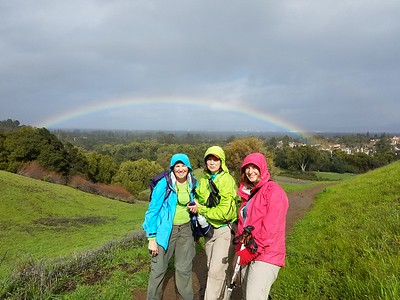 Rain? Hike? Absolutely!