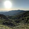 Sunrise over Mount Umunhum