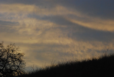Galli Basson - Clouds  - Monte Bello OSP